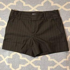 Zara Pinstripe short